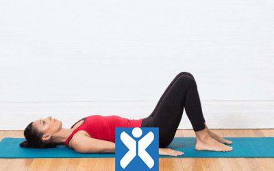 3 حرکت ورزشی درمان دیسک کمر